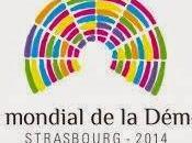 Forum mondial Démocratie Strasbourg Région Alsace poursuit engagement pour démocratie
