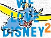 Love Disney Alizée, Emmanuel Moire, Olympe, magie continue