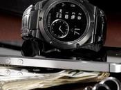 présente montre connectée avec l'iPhone, Chronowing