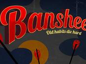 Banshee date poster pour saison