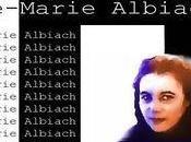 novembre 2012 Mort d'Anne-Marie Albiach