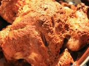 Poulet Entier Tandoori Lait Fermenté, délicieux