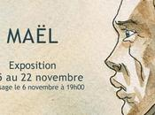 Expo Maël, Notre Mère Guerre Entre Lignes, chez Daniel Maghen