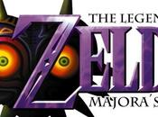 Legend Zelda Majora's Mask débarquera printemps 2015