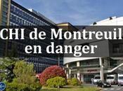Réunion publique Comité défense l'hôpital intercommunal André Grégoire Montreuil NOVEMBRE HEURES