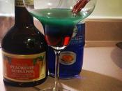 Vendredi Joyeux: récupère réglisses Twizzler dans drink rouge, bleu turquoise