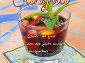 Sangria boisson aromatisée base