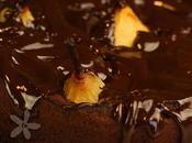 Gâteau fondant chocolat poires