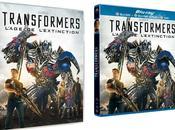 Transformers L'âge l'extinction DVD& Blu-Ray sortira novembre