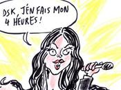 Caricature Nabilla
