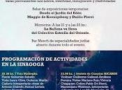 Musiques conférences Musée juif Buenos Aires pendant Noche Museos l'affiche]