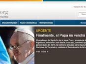 Pape François viendra Tucumán fêter Bicentenaire [Actu]