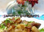 Ragoût d'Agneau Petits Champignons.