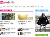 Magrandetaille.com, votre magazine mode pour grandes tailles