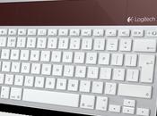 avis test clavier Logitech K760 pour
