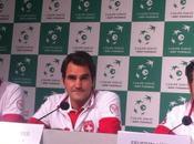Coupe Davis: L'équipe Suisse toujours surcis