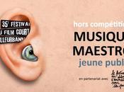 Musique Maestro Court pour jeune public