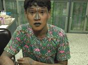 Thailande: Tatouages sacrés+ corruption policier= case prison