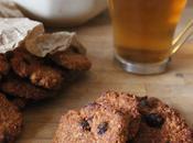 Cookies canneberges purée cacahuète