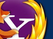 Yahoo devient moteur recherche défaut dans Firefox