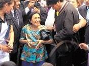 visite Salta, Morales revisite enfance [Actu]