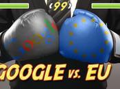 L'Europe réclame scission activités Google