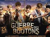 Film Nouvelle Guerre Boutons (2011)