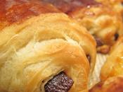 Petits pains chocolat dimanche chocolatines pour quart sud-ouest France