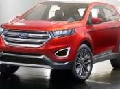 Ford Everest 2015 retour source
