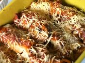 """Cannellonis Courgettes Tomates deuxième recette """"cachée"""""""