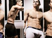 James Rodriguez pose caleçon