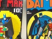 couvertures comics réalisées LEGO