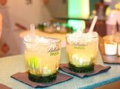 Caipi Ballsao, cocktail Brasil avec Ballantine's