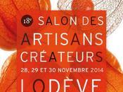 ÉDITION SALON ARTISANS CRÉATEURS Lodève