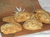 cookies pommes, noix coco céréales...