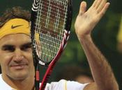 SPORT -TENNIS. Coupe Davis: Roger Federer, grand champion main coeur
