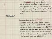 Scénario Faux-Monnayeurs correspondance Marc Allégret