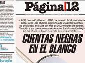 L'AFIP continue chasse fraudeurs Página/12 fête calembours-maison [Actu]