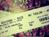 Toulon-Clermont l'Allianz Riviera: premier match rugby!