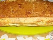 Cake endives morbier