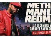 Method Redman concert décembre 2014 Cabaret sauvage