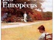 Henry James, Européens