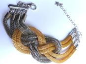 TUTO Bracelet Chaines Nouées