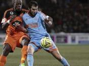 l'OM perd deux points Lorient