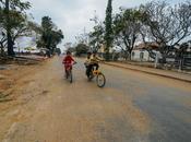 road Stung Treng