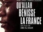 Cinéma Qu'Allah bénisse France film autrobiographe d'Abd Malik #Concours inside