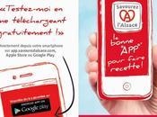 """Savourez l'Alsace bonne""""App"""" pour faire recette"""