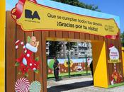 Mauricio Macri installe troisième parc d'attraction Noël mode Coca-Cola [Actu]