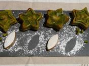 Moelleux pistache coeur calisson