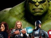 hop, célèbres Avengers vous chantent Joyeux Noël